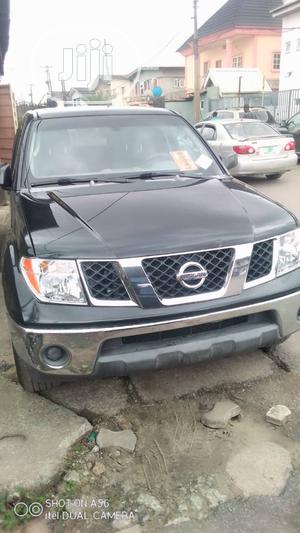 Nissan Frontier 2005 Automatic Gray   Cars for sale in Lagos State, Surulere