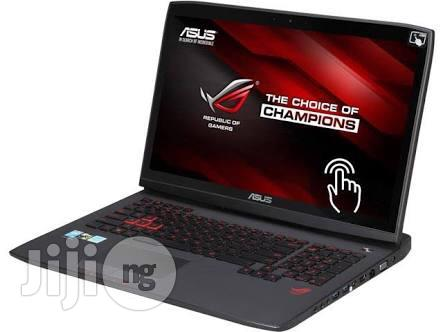 New Laptop Asus ROG G752VL 16GB Intel Core I7 HDD 1T | Laptops & Computers for sale in Ikeja, Lagos State, Nigeria