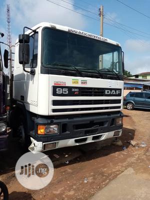 Daf 95.330 ATI. 25feet Flatbed Truck. Full Spring | Trucks & Trailers for sale in Osun State, Ife