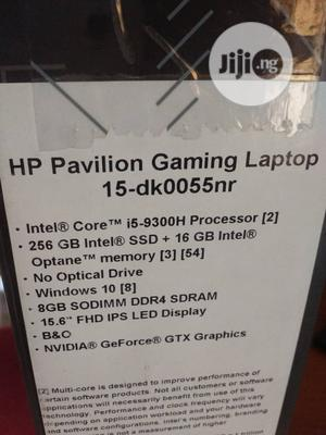 New Laptop HP Pavilion 15 16GB Intel Core i5 SSD 256GB | Laptops & Computers for sale in Lagos State, Ikeja