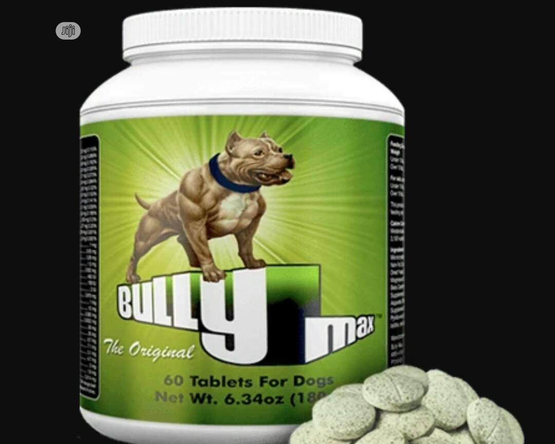 Bully Max Tablets