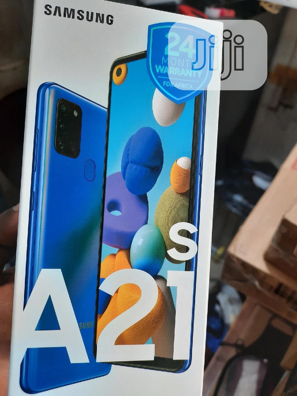 New Samsung Galaxy A21s 64 GB
