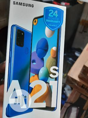 New Samsung Galaxy A21s 64 GB | Mobile Phones for sale in Lagos State, Ikeja
