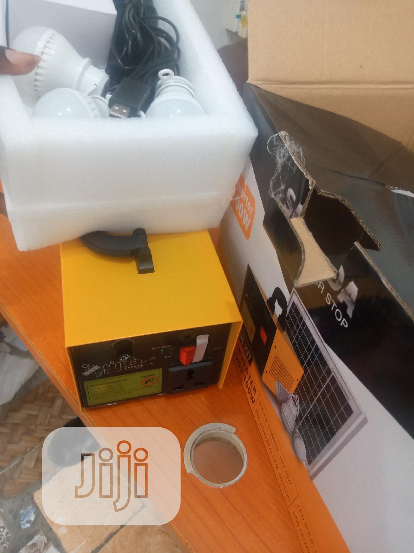 Solar Power Kit | Solar Energy for sale in Ojo, Lagos State, Nigeria