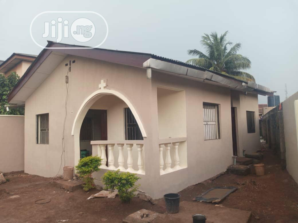 3 Bedroom Flat For Sale.At Agric Area Of Ikorodu