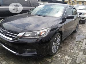 Honda Accord 2015 Black   Cars for sale in Lagos State, Ajah