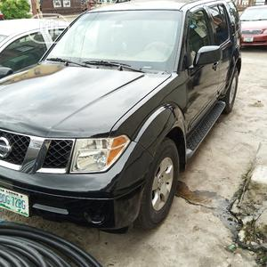 Nissan Pathfinder 2005 Black | Cars for sale in Lagos State, Gbagada