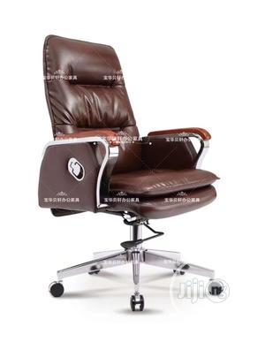 Italian Unique Recline Executive Office Chairs   Furniture for sale in Lagos State, Lagos Island (Eko)