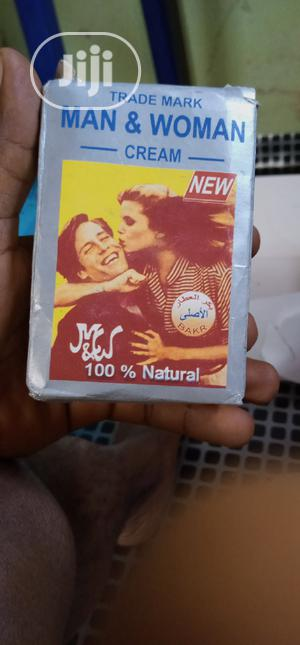 Original Man And Woman Cream For Premature Ejaculation | Sexual Wellness for sale in Lagos State, Surulere