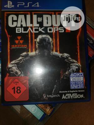 Call Of Duty Black Ops 3   Video Games for sale in Lagos State, Ikoyi