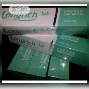 Longrich White Tea Multi Effect Toothpaste (200G) | Bath & Body for sale in Lagos State, Amuwo-Odofin
