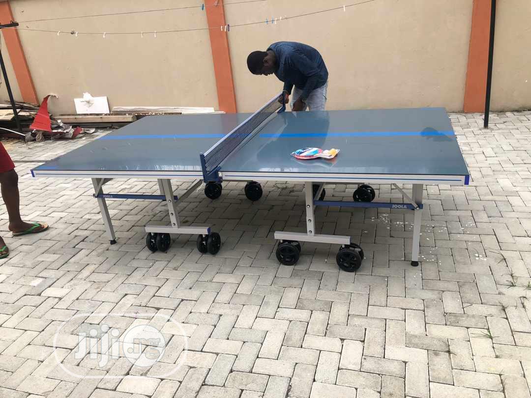 Archive: Original Joola Outdoor Table Tennis Board