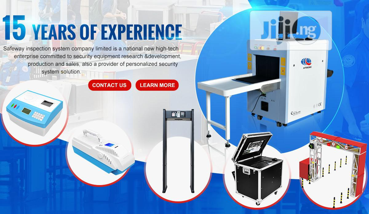 Airport X-ray Baggage Scanner Tunnel Machine At50x30cm | Medical Equipment for sale in Wuse 2, Abuja (FCT) State, Nigeria