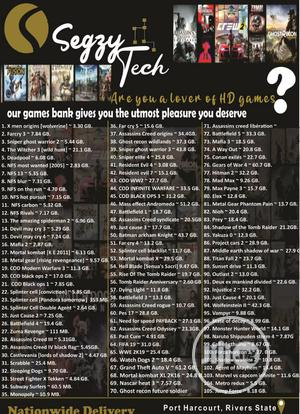 All Latest PC Games (Buy or Exchange) | Video Games for sale in Rivers State, Port-Harcourt
