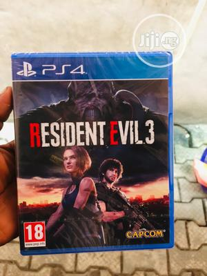 Resident Evil 3 for Ps4 | Video Games for sale in Lagos State, Ikeja
