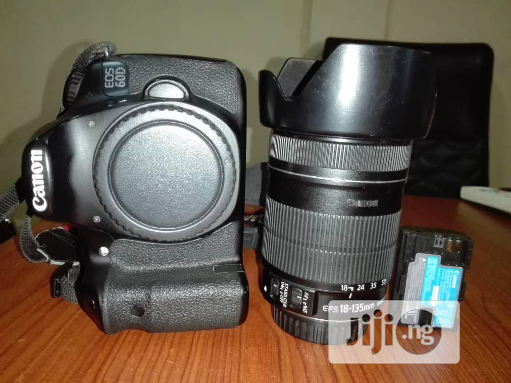 Archive: Canon 60D With 18-135mm Lens