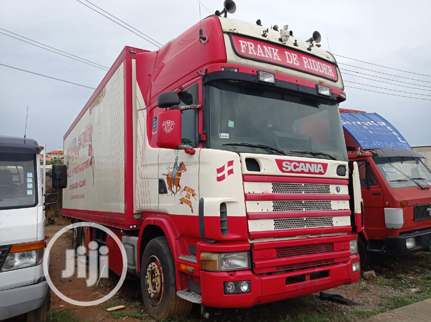 SCANIA Container(8 Tyres) 2001 | Trucks & Trailers for sale in Apapa, Lagos State, Nigeria