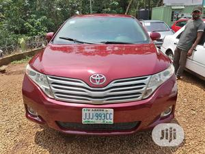 Toyota Venza 2009 V6 Red   Cars for sale in Abuja (FCT) State, Katampe