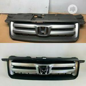 Front Grille 2006 to 2008 Model Honda Pilot(USA)   Vehicle Parts & Accessories for sale in Lagos State, Agbara-Igbesan