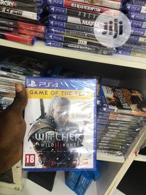 The Witcher 3: Wild Hunt | Video Games for sale in Abuja (FCT) State, Wuse 2