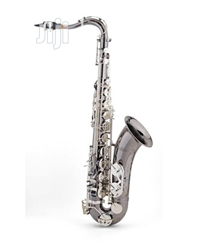 Jean Baptiste Tenor Professional Saxophone Silver