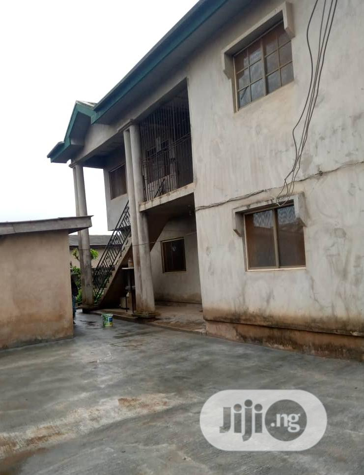 Archive: Newly Built Two Bedroom Flat For Rent At Bada Ayobo.