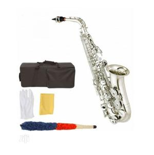 Premier England Alto Professional Saxophone Silver | Musical Instruments & Gear for sale in Lagos State, Ikeja