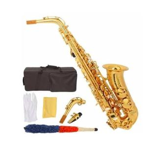 Premier England Alto Professional Saxophone Gold | Musical Instruments & Gear for sale in Lagos State, Ikeja