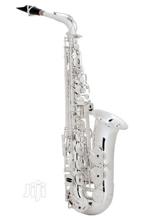 Armstrong Alto Professional Saxophone Silver | Musical Instruments & Gear for sale in Lagos State, Ikeja