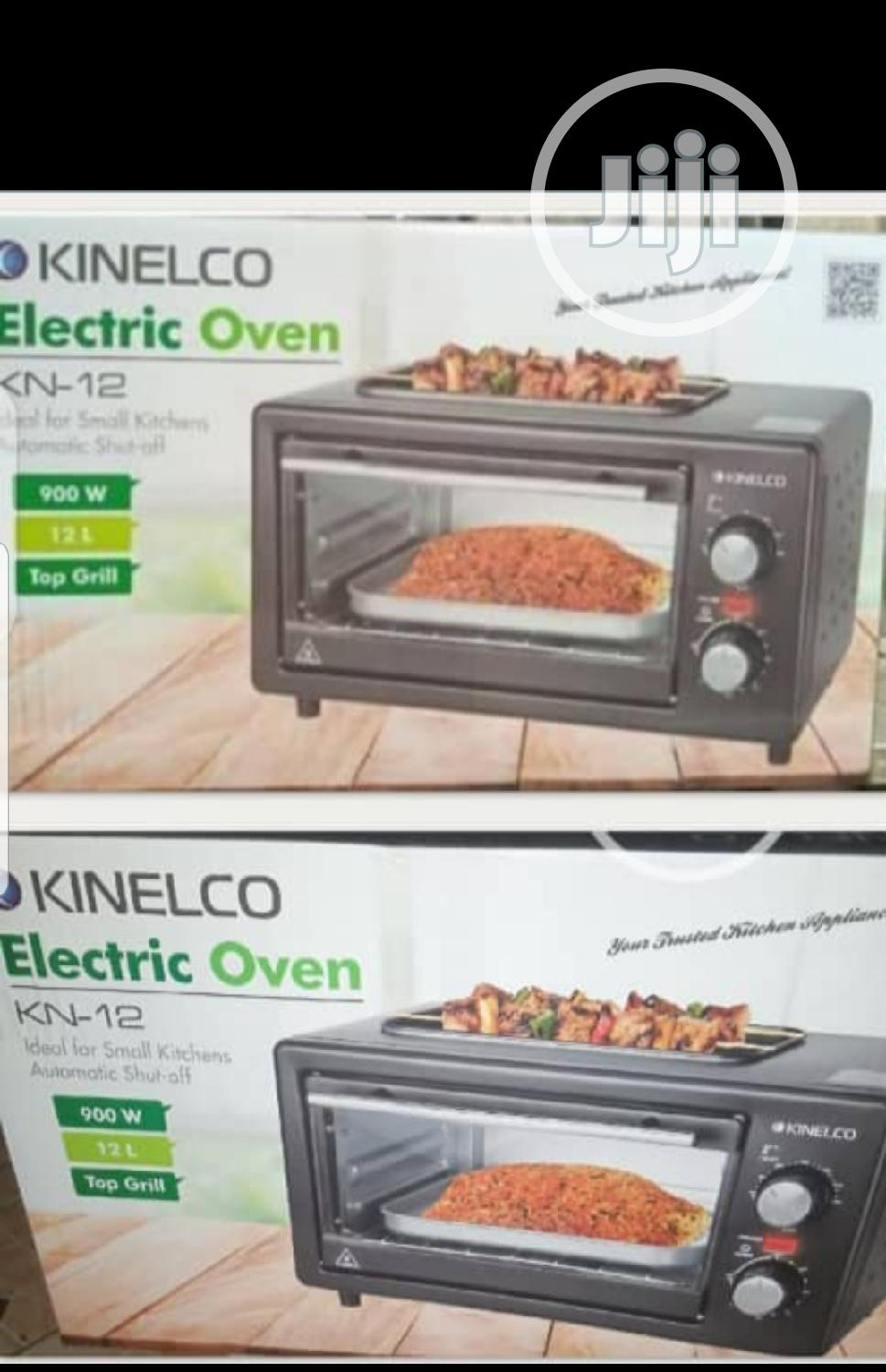 Kinelco Electric Oven