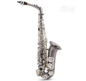 Jean Baptiste Alto Professional Saxophone Silver | Musical Instruments & Gear for sale in Lagos State, Ikeja