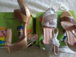 Glass Heels For Girls | Children's Shoes for sale in Rivers State, Oyigbo