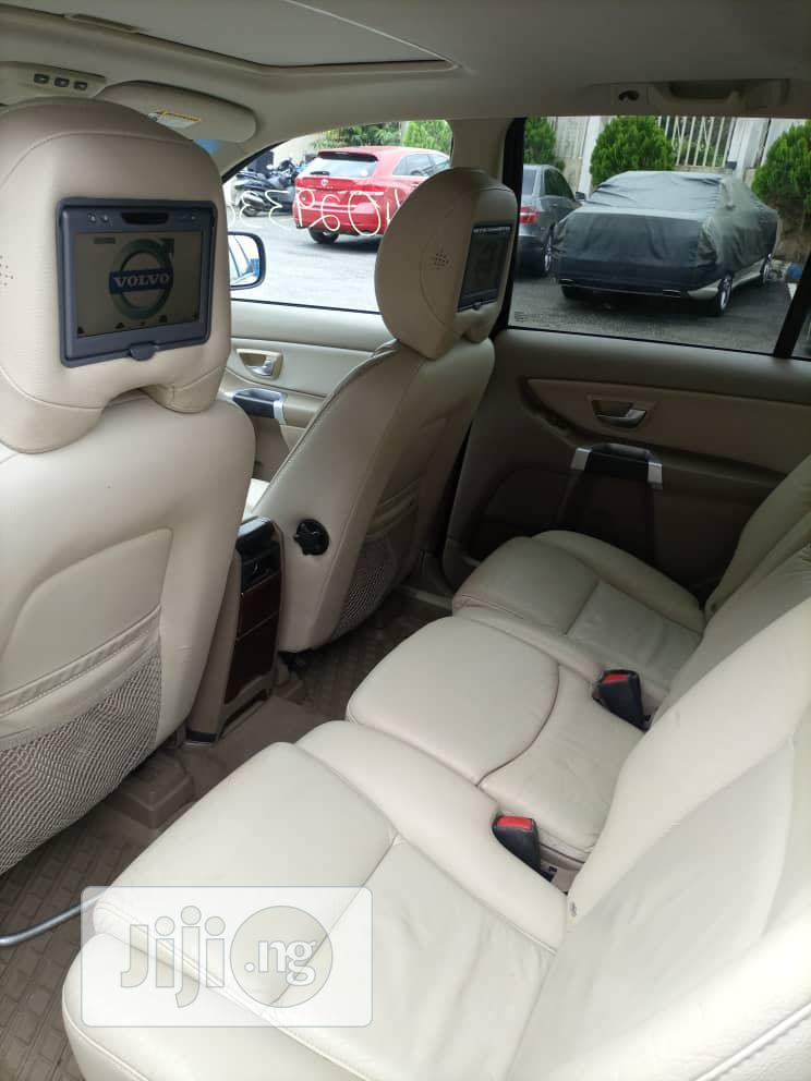 Archive: Volvo XC90 2007 3.2
