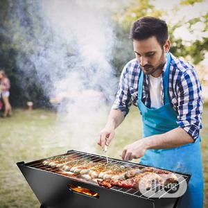 Foldable Charcoal Grill Portable BBQ Grill Lightweight   Kitchen Appliances for sale in Lagos State, Lagos Island (Eko)