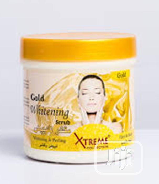 Xtreme Collection Gold Whitening Scrub