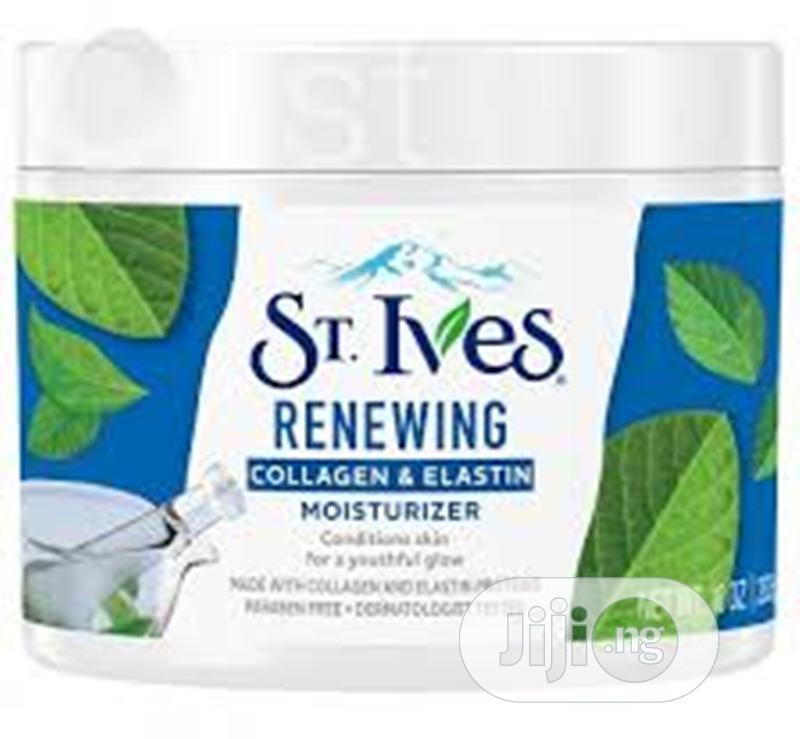 Olist St Ives Renewing Collagen
