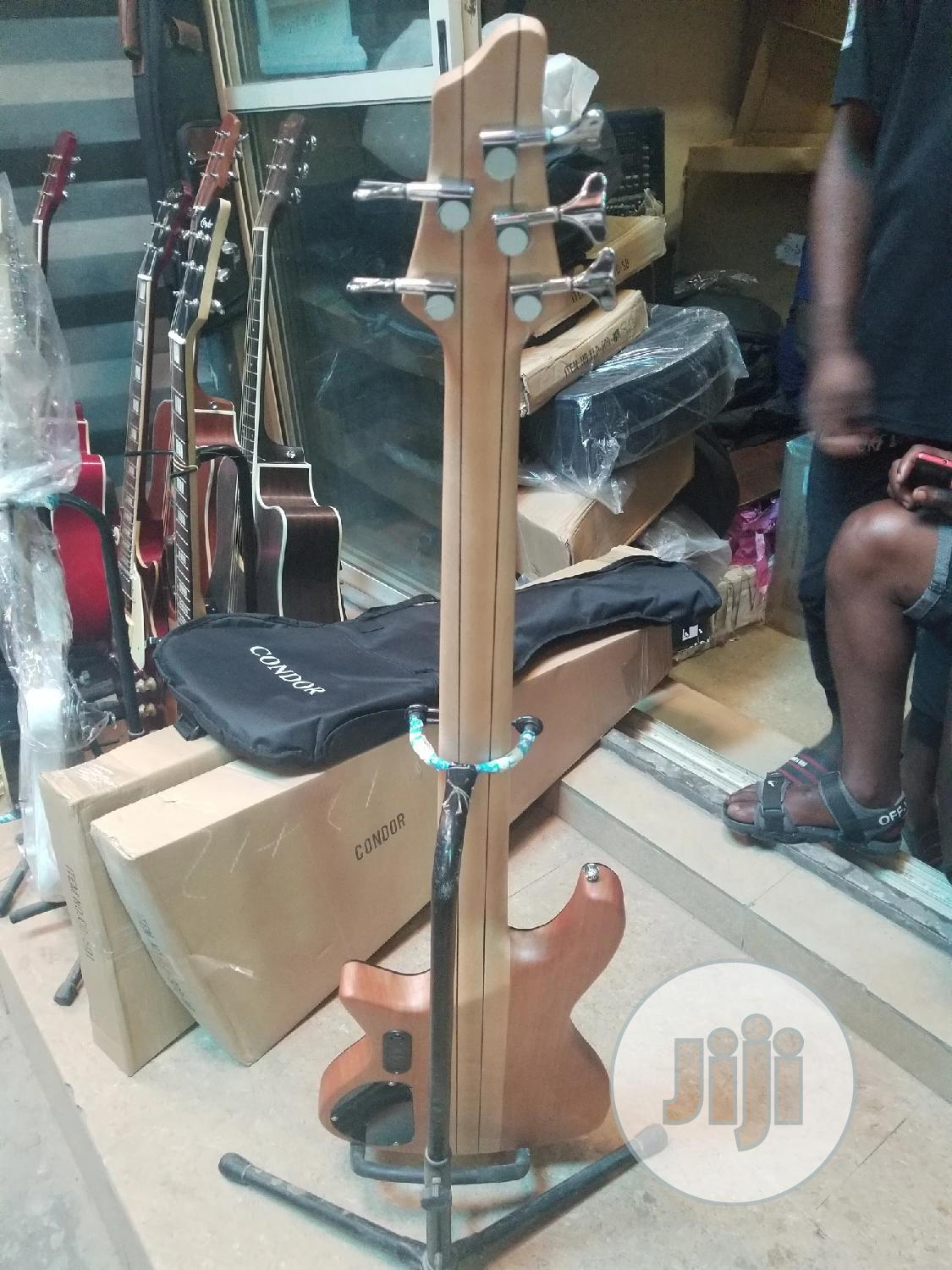 Fender 5strings Active Bass Guitar   Musical Instruments & Gear for sale in Ojo, Lagos State, Nigeria