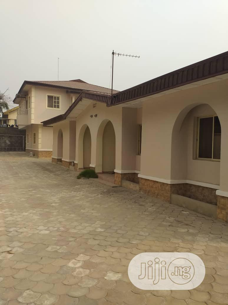 5 Bedroom Duplex With 2units of Two Bedroom Flats for Sale .