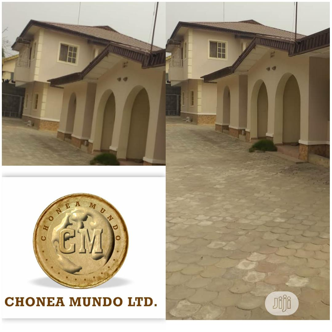 5 Bedroom Duplex With 2units of Two Bedroom Flats for Sale . | Houses & Apartments For Sale for sale in Sangotedo, Ajah, Nigeria