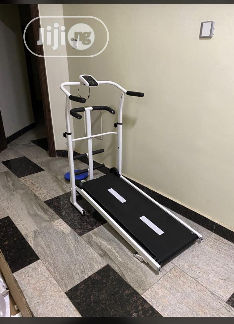 Standard Manual Treadmill