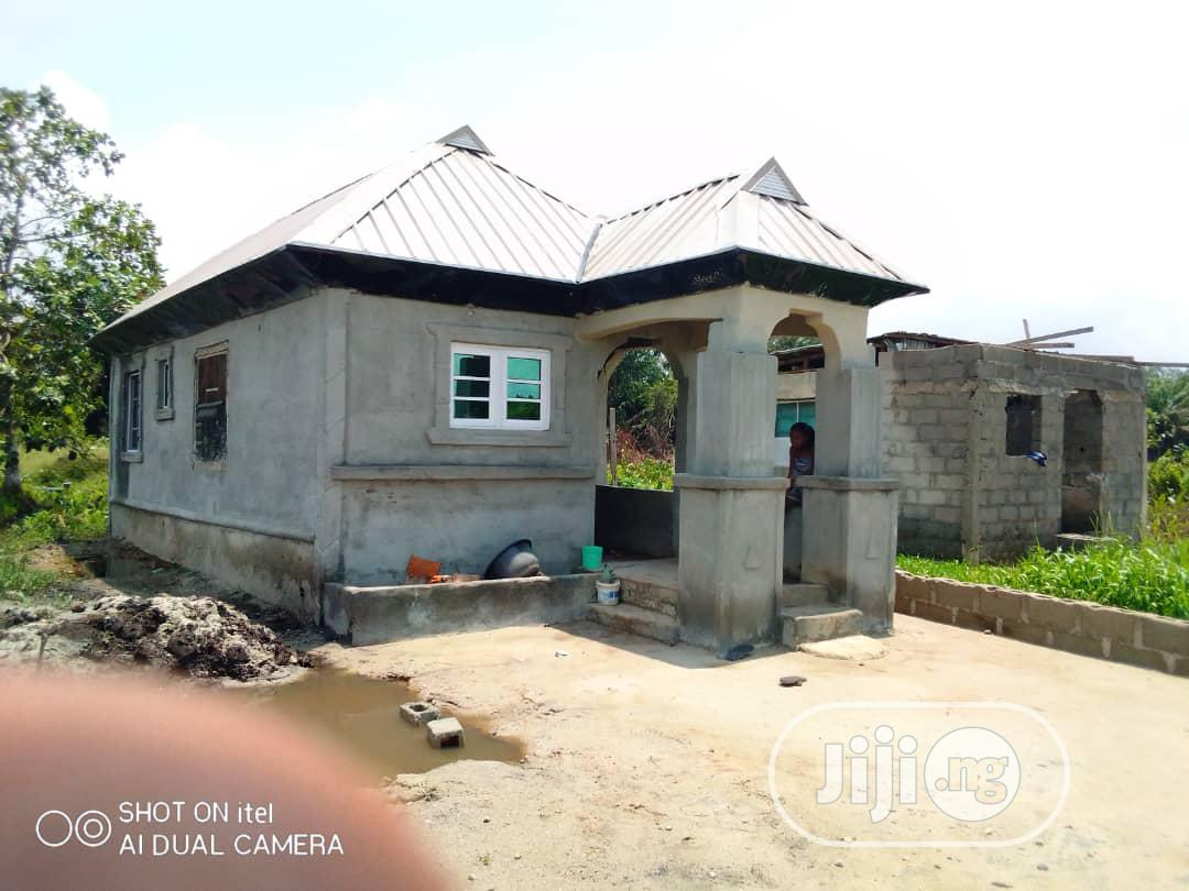 2 Numbers Of A Room Self Contained @Igbogbo Ikorodu For Sale