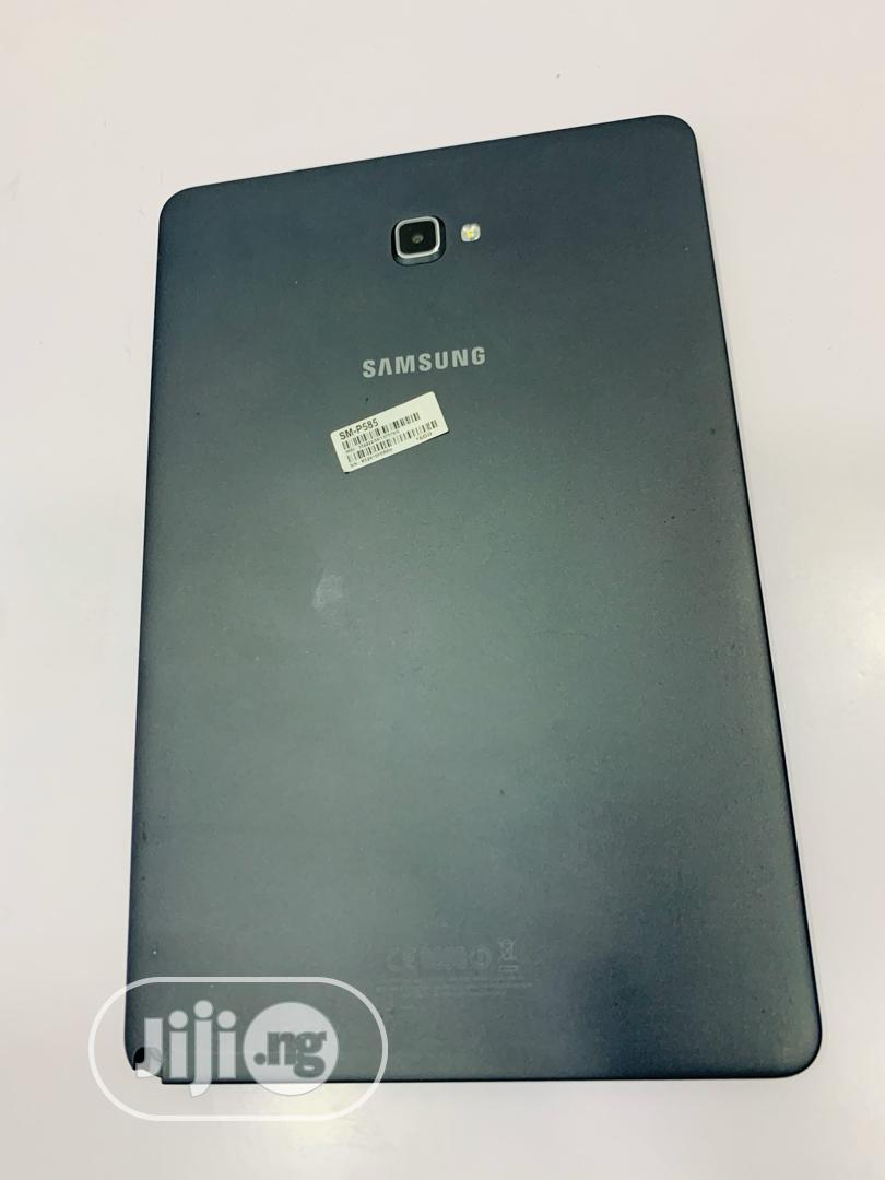 Samsung Galaxy Tab a 10.1 16 GB Black | Tablets for sale in Ikeja, Lagos State, Nigeria