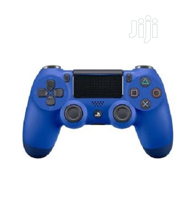 Sony Blue PS4 Dual Shock 4 Playstation 4 Controller