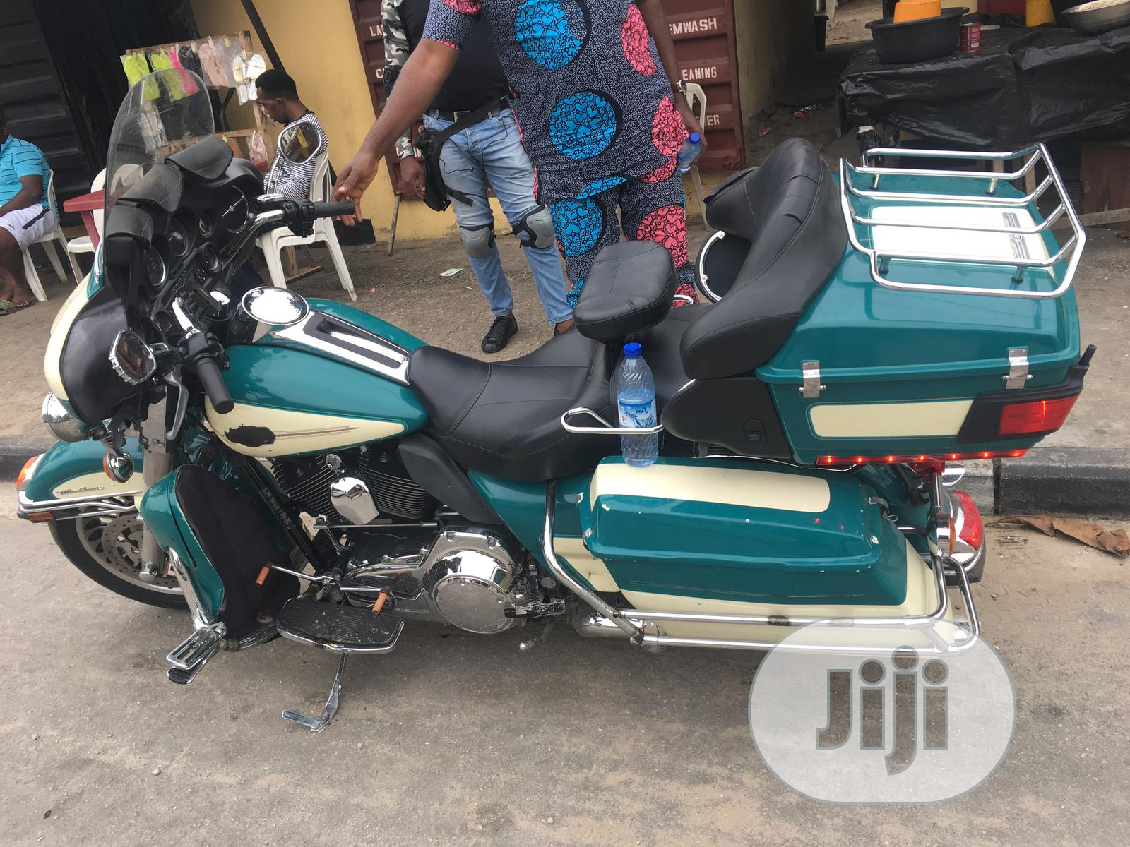 Harley-Davidson 2010 Green | Motorcycles & Scooters for sale in Amuwo-Odofin, Lagos State, Nigeria