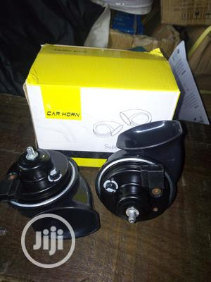 Original Horn That Is Very Loud for All Cars Jeeps   Vehicle Parts & Accessories for sale in Lagos State, Mushin
