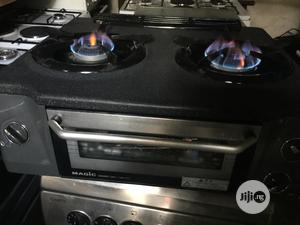 Uk Used Table Top Glass With Oven   Kitchen Appliances for sale in Lagos State, Maryland