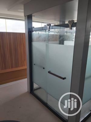 10mm Glass Shower Door   Plumbing & Water Supply for sale in Lagos State, Eko Atlantic