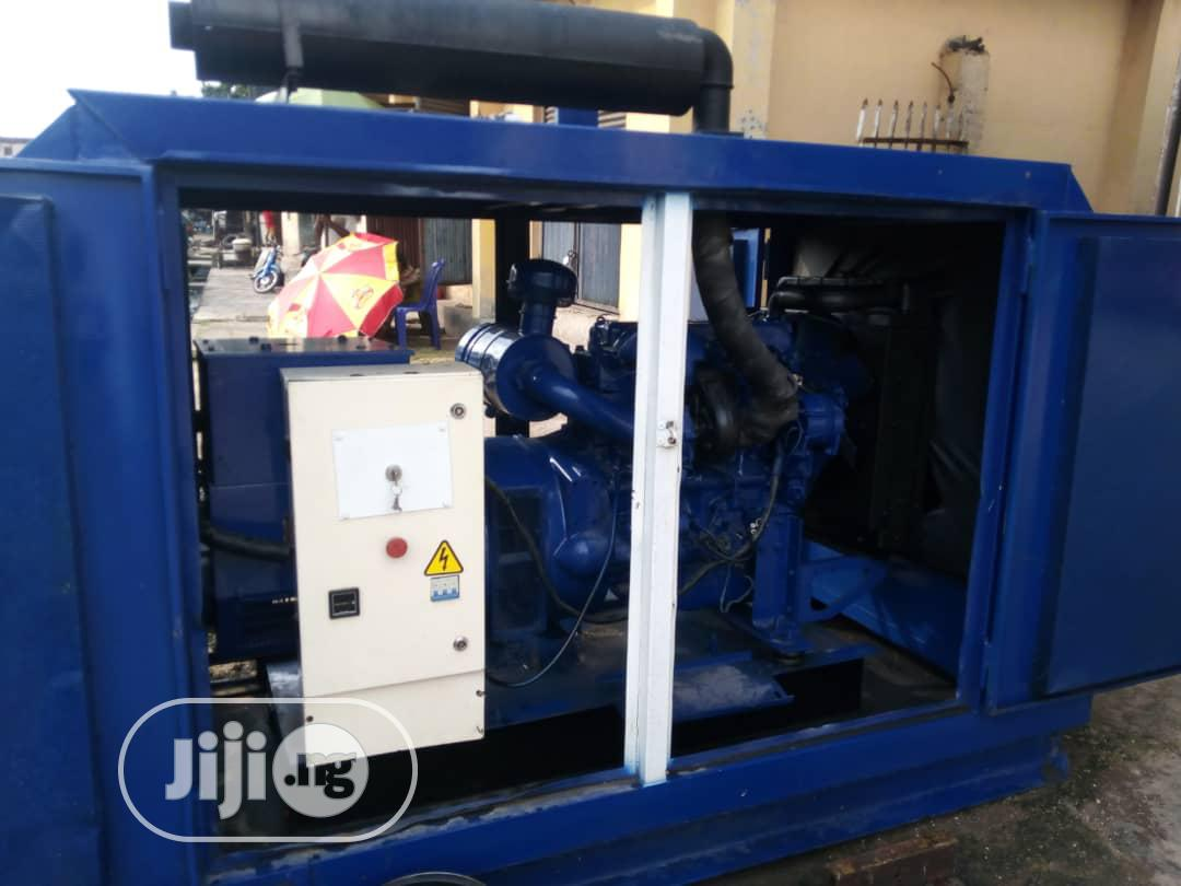 Archive: 60kva Soundproof In Perfect Condition