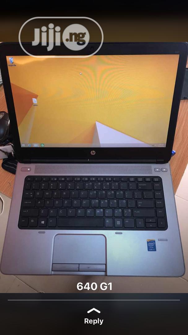 Laptop HP 650 G1 8GB Intel Core I5 HDD 500GB