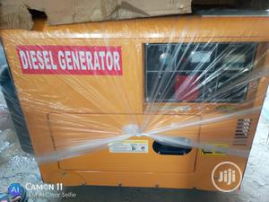 7kva 3phase Lingben Soundproof Generator. | Electrical Equipment for sale in Lagos State, Amuwo-Odofin
